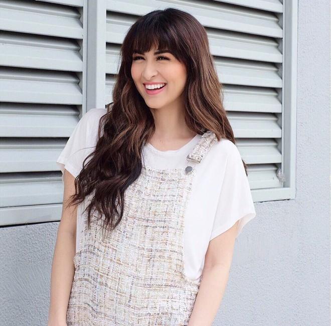 Nhan sắc gây choáng của mỹ nhân đẹp nhất Philippines từ khi mang thai đến sau sinh: Chưa bao giờ biết xấu là gì! - Ảnh 3.