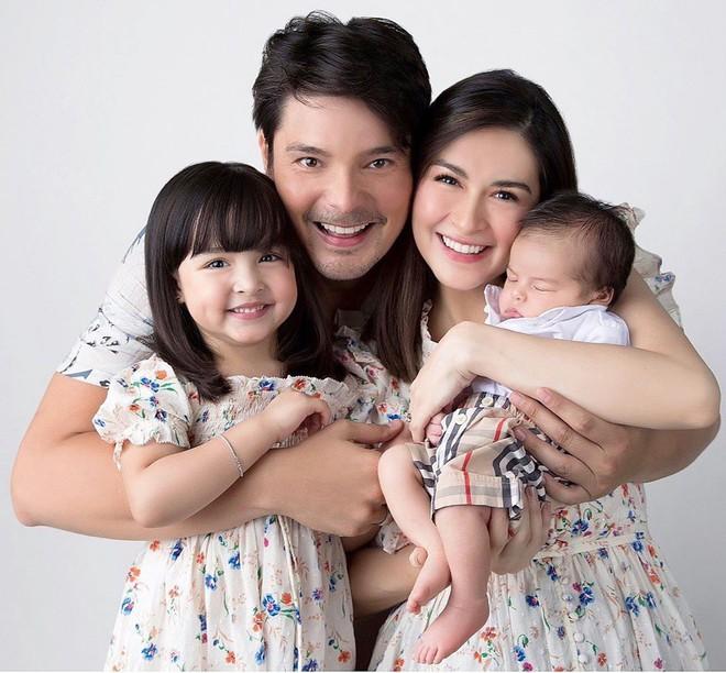 Nhan sắc gây choáng của mỹ nhân đẹp nhất Philippines từ khi mang thai đến sau sinh: Chưa bao giờ biết xấu là gì! - Ảnh 15.