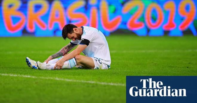Nổi tiếng khô khan và rụt rè, Messi cuối cùng cũng chiều fan bằng hành động ăn mừng bàn thắng chưa từng làm trong suốt sự nghiệp - Ảnh 10.