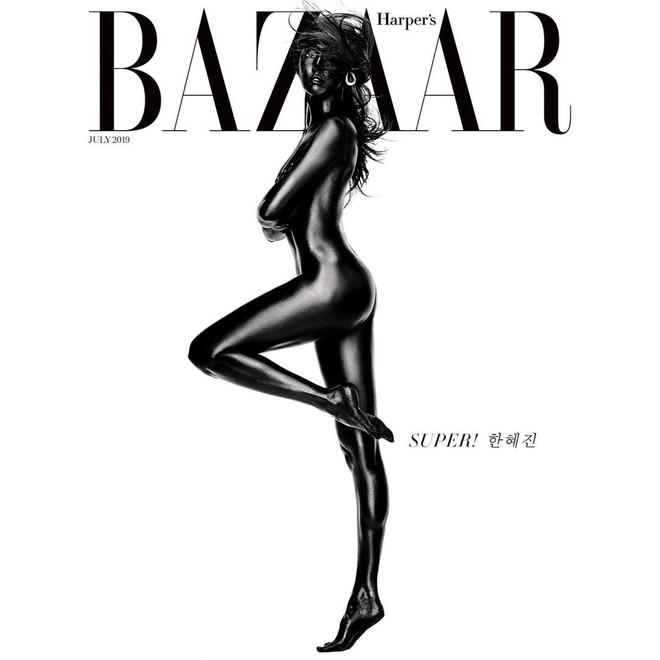 Mỹ nhân Truyền thuyết Jumong thầu cả top 4 tin hot nhất xứ Hàn với màn bôi đen, khỏa thân 100% khoe body siêu phẩm - ảnh 1