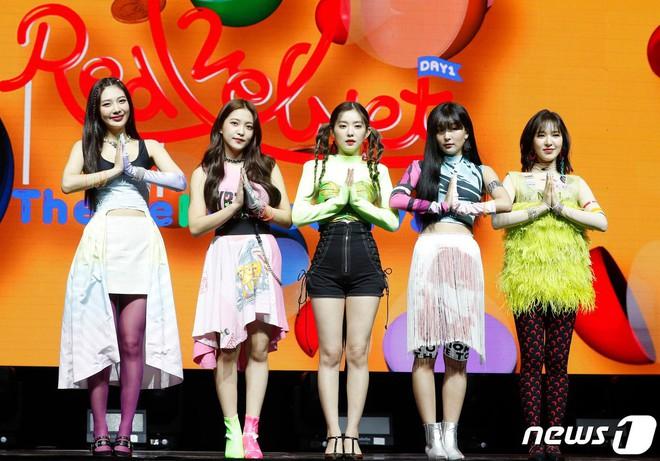 Red Velvet được độ mỗi nhan sắc nhưng phong cách thì chẳng ai chịu độ cho - ảnh 6