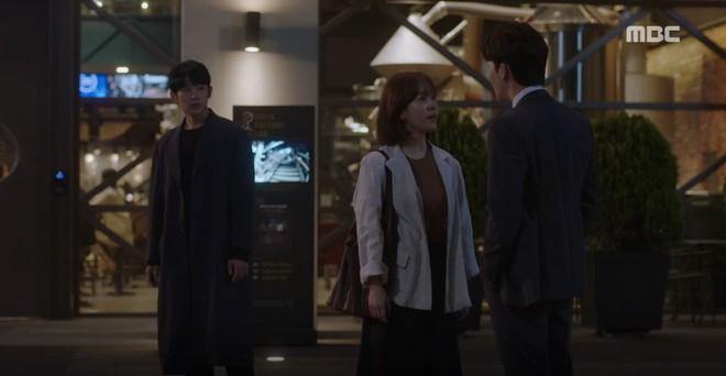 Đêm Xuân tập 10: Han Ji Min ngăn crush tung cước với người yêu cũ, tâm sự đến khuya với tình mới - Ảnh 1.