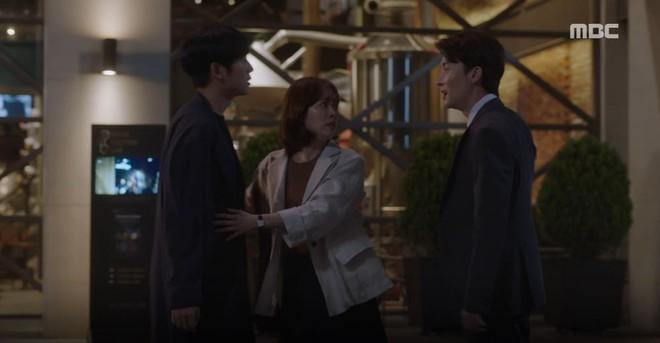 Đêm Xuân tập 10: Han Ji Min ngăn crush vả người yêu cũ bằng chiêu tâm sự đến khuya - ảnh 2