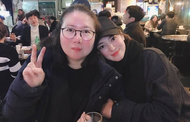 Determined to restore the empire, Fan Bingbing invites a special character to be with Song Hye Kyo about the epic?  - Photo 6.