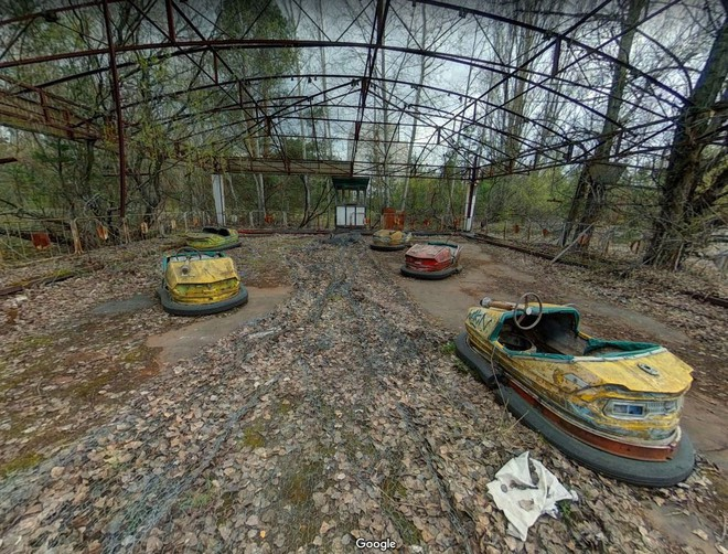 5 địa điểm đáng sợ chỉ nhìn được qua Google Maps, có cho tiền cũng không dám đến - Ảnh 3.