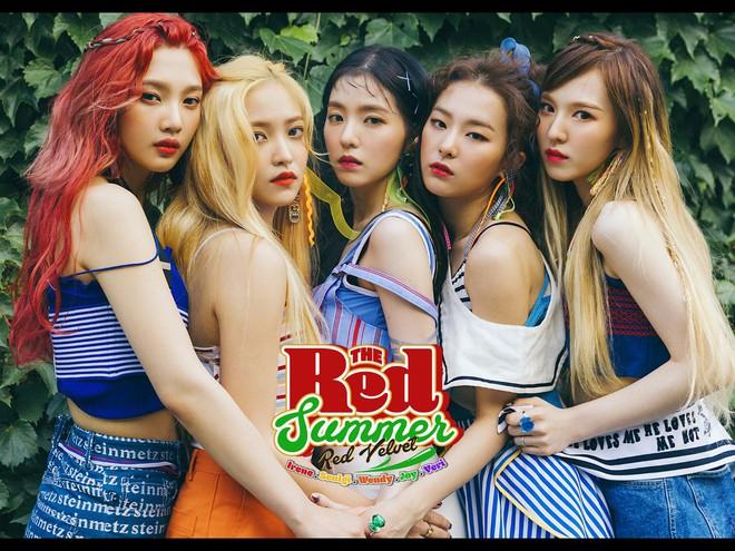 Red Velvet lập kỷ lục tại Mỹ không hề kém cạnh BLACKPINK dù ít hoạt động quảng bá - ảnh 1