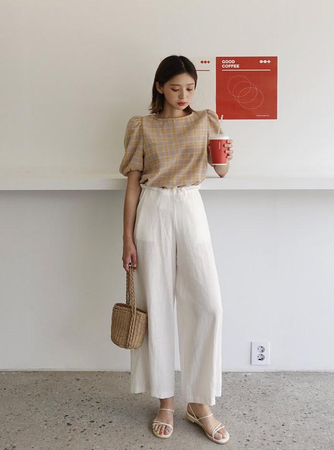 """Đây chính là mẫu quần """"diệu kỳ"""" dù béo hay gầy mặc đều đẹp, và còn cực mát mẻ để diện trong hè - ảnh 8"""