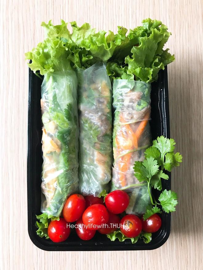Nhờ kết hợp tập luyện với Eat Clean, cô gái Hà Nội đã giảm 8kg và 18cm vòng bụng chỉ trong 3 tháng - ảnh 27