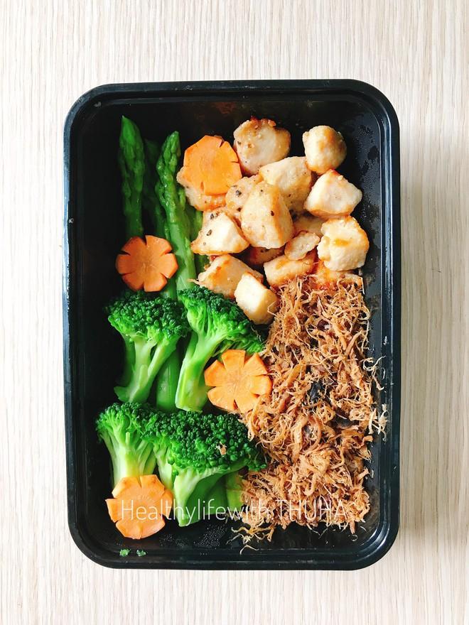 Nhờ kết hợp tập luyện với Eat Clean, cô gái Hà Nội đã giảm 8kg và 18cm vòng bụng chỉ trong 3 tháng - ảnh 24