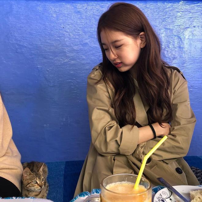Sao Kpop chuyên chụp hình lỗi và tạo dáng hiểu chết liền khi đi du lịch chẳng ai thắng được tình đầu quốc dân Suzy - ảnh 16