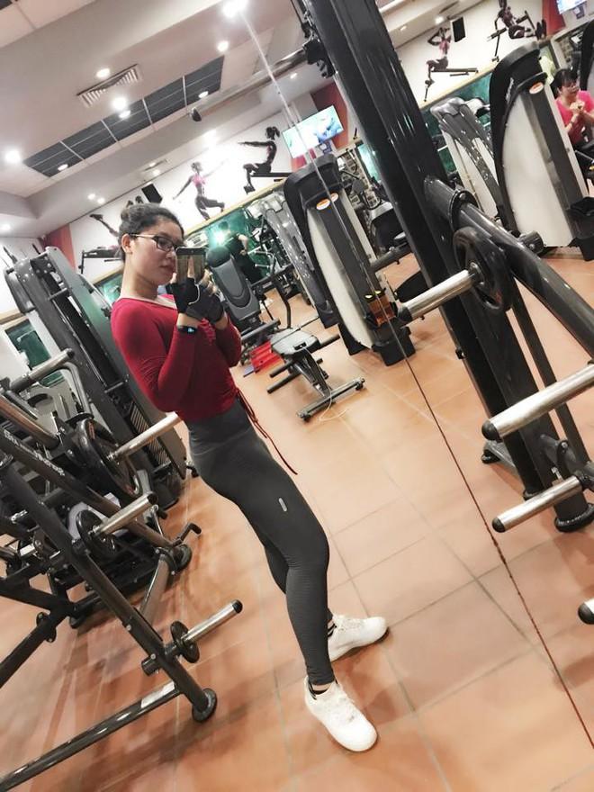 Nhờ kết hợp tập luyện với Eat Clean, cô gái Hà Nội đã giảm 8kg và 18cm vòng bụng chỉ trong 3 tháng - ảnh 30