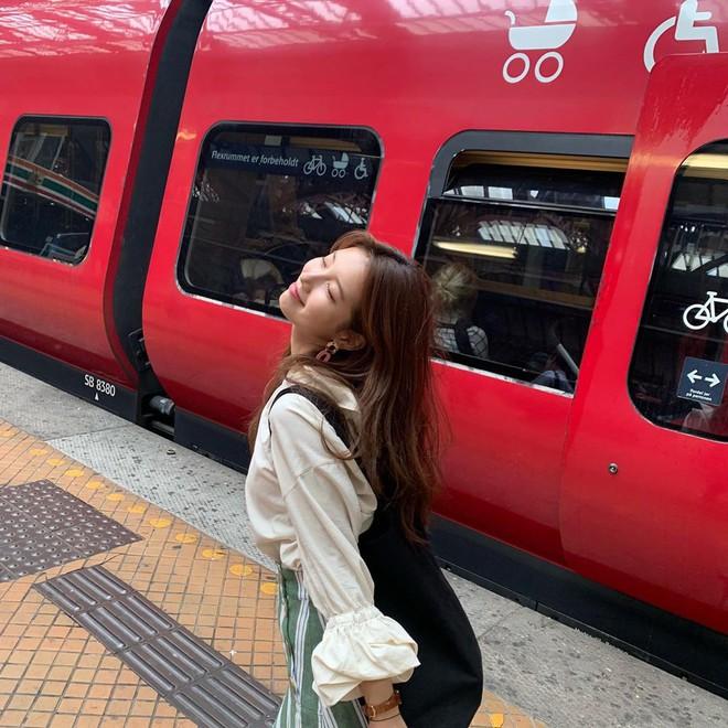 Sao Kpop chuyên chụp hình lỗi và tạo dáng hiểu chết liền khi đi du lịch chẳng ai thắng được tình đầu quốc dân Suzy - ảnh 5