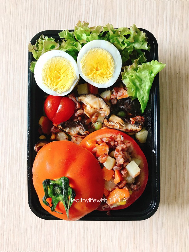 Nhờ kết hợp tập luyện với Eat Clean, cô gái Hà Nội đã giảm 8kg và 18cm vòng bụng chỉ trong 3 tháng - ảnh 14
