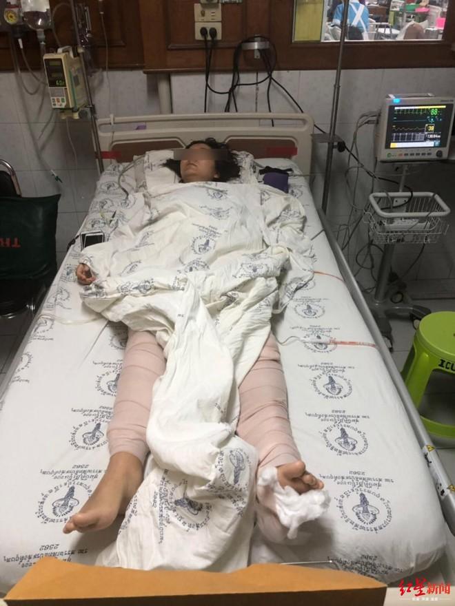 Thai phụ bị chồng nhẫn tâm đẩy xuống vách núi nhưng mẹ chồng còn trách móc: Cô vẫn chưa chết, báo cảnh sát làm gì? - ảnh 3