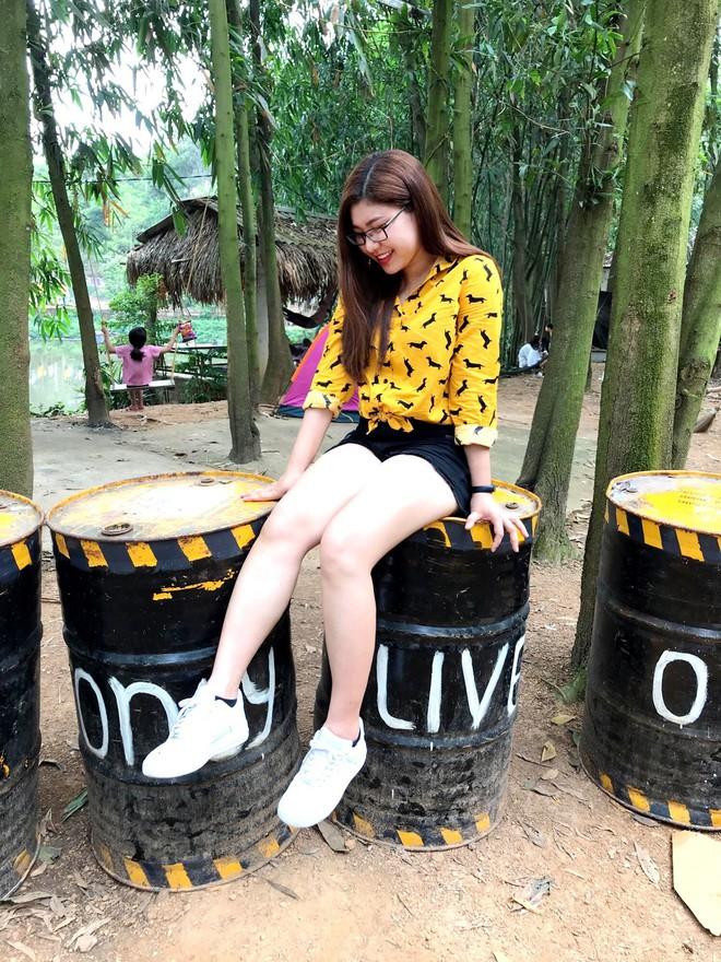 Nhờ kết hợp tập luyện với Eat Clean, cô gái Hà Nội đã giảm 8kg và 18cm vòng bụng chỉ trong 3 tháng - ảnh 6