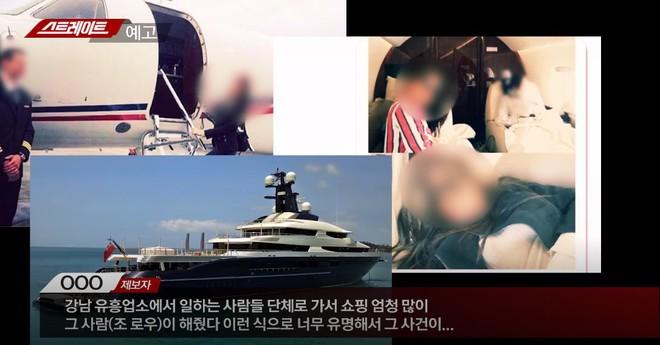 NÓNG: MBC tung bằng chứng bố Yang tổ chức sex tour trá hình từ châu Âu đến Hàn cho đại gia Malaysia và 10 gái mại dâm - Ảnh 2.