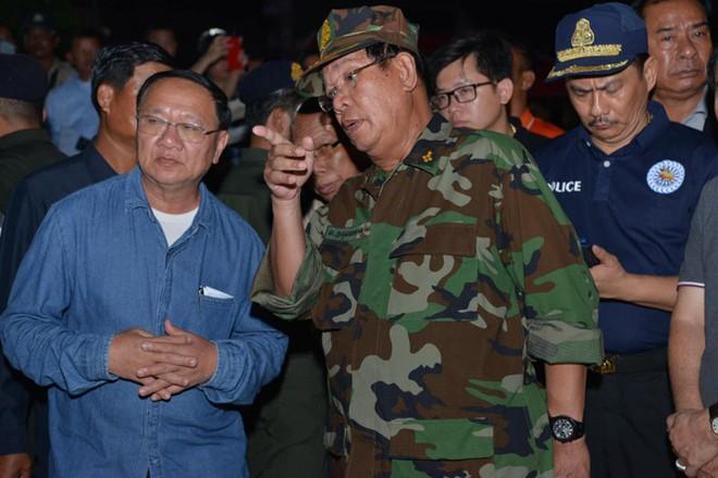 Hàng loạt quan chức Campuchia xin từ chức sau sự cố sập nhà - ảnh 1