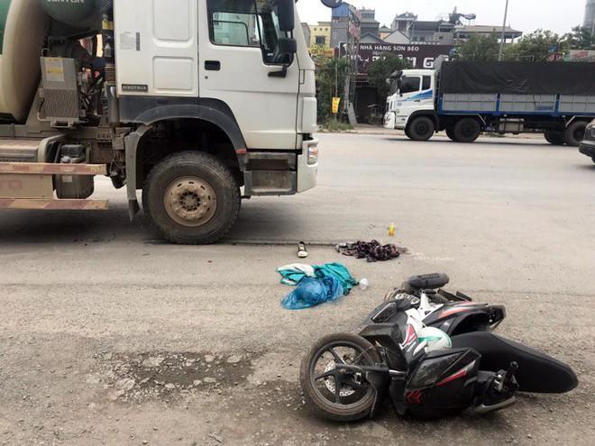 Hà Nội: Nam sinh gặp tai nạn khi đang trên đường trở về sau buổi sáng thi Văn THPT Quốc gia - Ảnh 1.