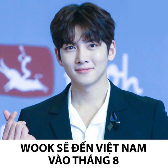 HOT: Vừa xuất ngũ, tài tử vạn người mê Ji Chang Wook đã quyết đến Việt Nam vào tháng 8, lại còn tại SVĐ Mỹ Đình! - Ảnh 2.