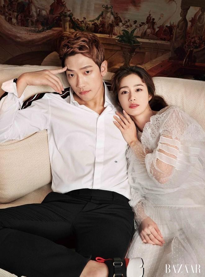 Bức tranh hôn nhân đối lập của cặp đôi Full House: Song Song vỡ tan, Bi Rain và Kim Tae Hee con cái đuề huề - Ảnh 3.