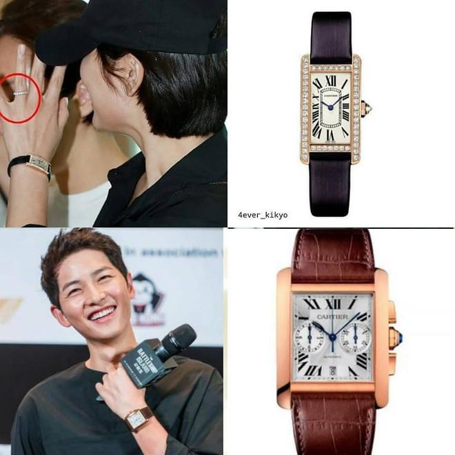 Song Joong Ki - Song Hye Kyo ly hôn rồi, dân tình sẽ không bao giờ được thấy họ mặc đồ ăn ý như thế này nữa - ảnh 11