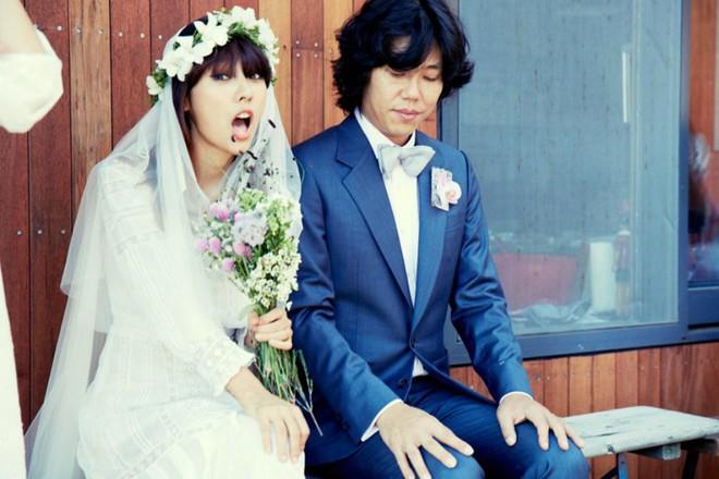 Đâu đó trong showbiz Hàn vẫn còn 3 cặp vợ chồng yêu nhau thắm thiết thế này! - ảnh 4