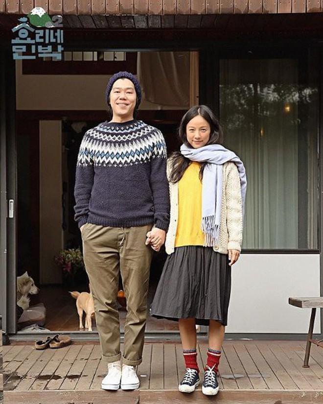 Đâu đó trong showbiz Hàn vẫn còn 3 cặp vợ chồng yêu nhau thắm thiết thế này! - ảnh 8
