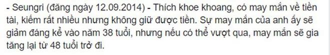 Rùng mình hàng loạt lời tiên tri chính xác về sao Hàn: Vụ chấn động của YG và Song Song trúng phóc, số 5 sốc nhất - Ảnh 8.