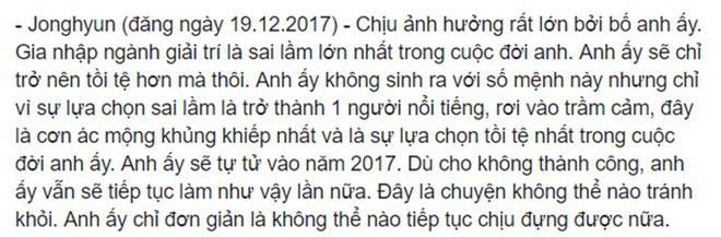 Rùng mình hàng loạt lời tiên tri chính xác về sao Hàn: Vụ chấn động của YG và Song Song trúng phóc, số 5 sốc nhất - Ảnh 10.