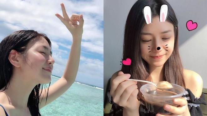 Từng bị gán mác Tiểu Long Nữ mặt bánh bao nhưng Trần Nghiên Hy đã có bí quyết giảm cân, biến mặt O-line thành V-line - ảnh 13