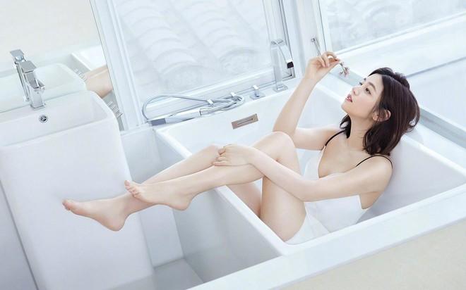 Từng bị gán mác Tiểu Long Nữ mặt bánh bao nhưng Trần Nghiên Hy đã có bí quyết giảm cân, biến mặt O-line thành V-line - ảnh 4