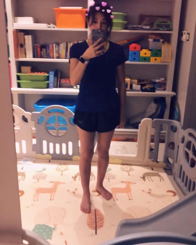 Từng bị gán mác Tiểu Long Nữ mặt bánh bao nhưng Trần Nghiên Hy đã có bí quyết giảm cân, biến mặt O-line thành V-line - ảnh 14