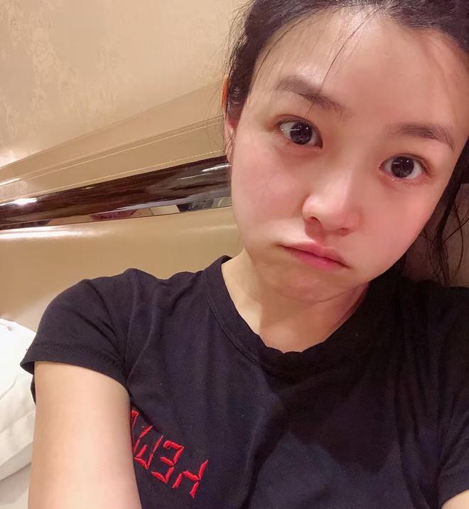 Từng bị gán mác Tiểu Long Nữ mặt bánh bao nhưng Trần Nghiên Hy đã có bí quyết giảm cân, biến mặt O-line thành V-line - ảnh 6