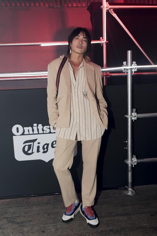 Bộ ba Hoàng Ku - Phí Phương Anh - Alex Fox xuất hiện cực chất trong buổi ra mắt BST mới của Onitsuka Tiger - ảnh 3