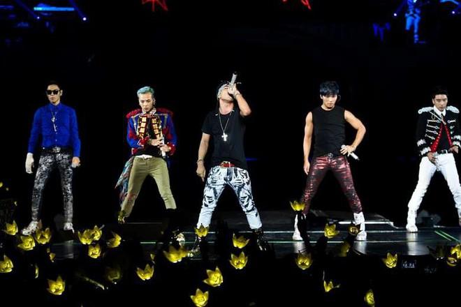 10 tour Kpop có lượt người tham dự cao nhất: BIGBANG bá chủ nhưng thua đàn em, chỉ 1 nghệ sĩ solo góp mặt - ảnh 1