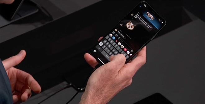 Chẳng cần gõ phím, iOS 13 sẽ cho phép chị em lướt ra chữ nhanh nhoay nhoáy - Ảnh 2.
