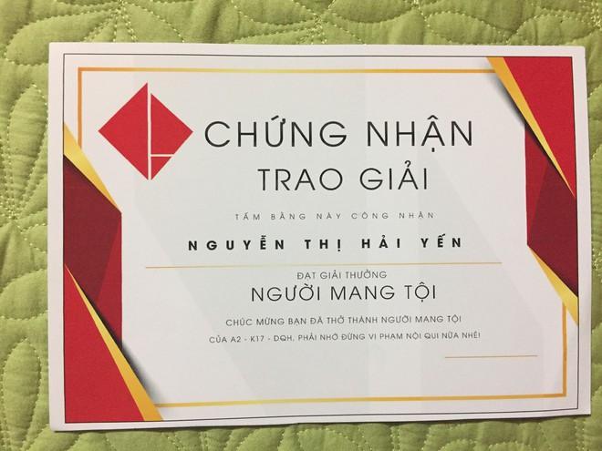 Quậy nhất lớp cũng được bằng khen tự thiết kế, học sinh Hưng Yên khiến cả dân mạng trầm trồ - ảnh 2
