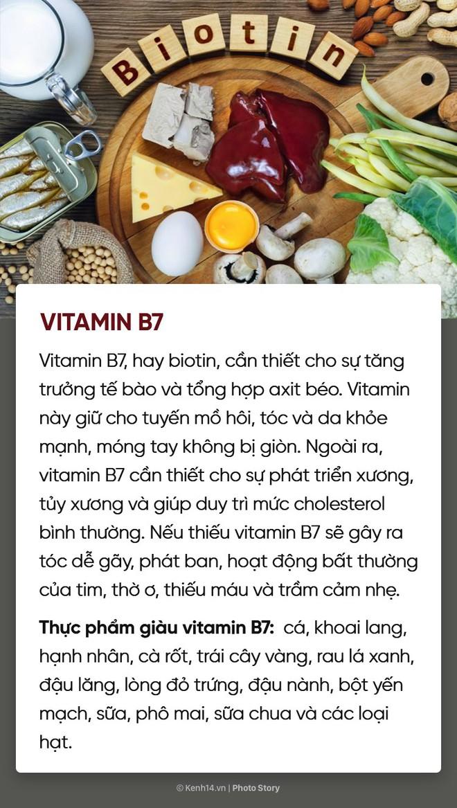 Hội chị em muốn xinh đẹp, khoẻ mạnh, thông minh đừng quên bổ sung đủ 10 loại vitamin này - Ảnh 7.