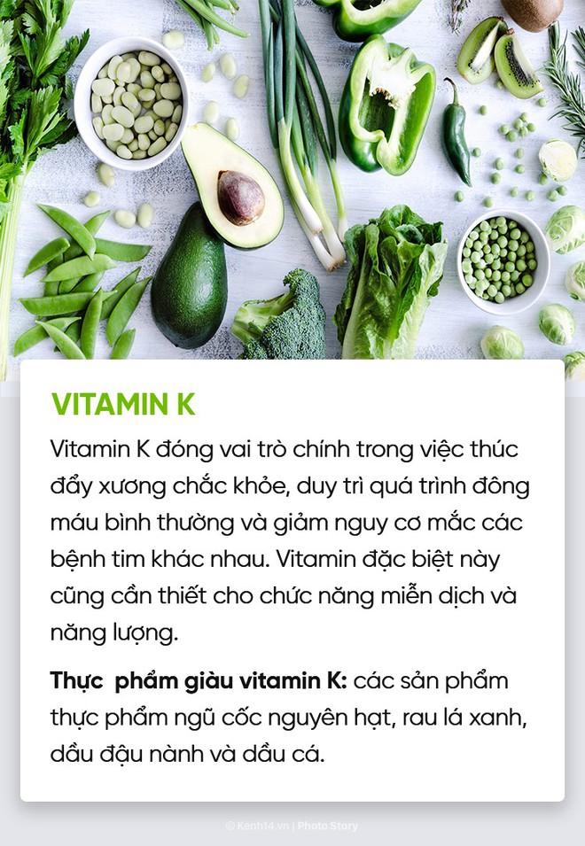 Hội chị em muốn xinh đẹp, khoẻ mạnh, thông minh đừng quên bổ sung đủ 10 loại vitamin này - Ảnh 15.