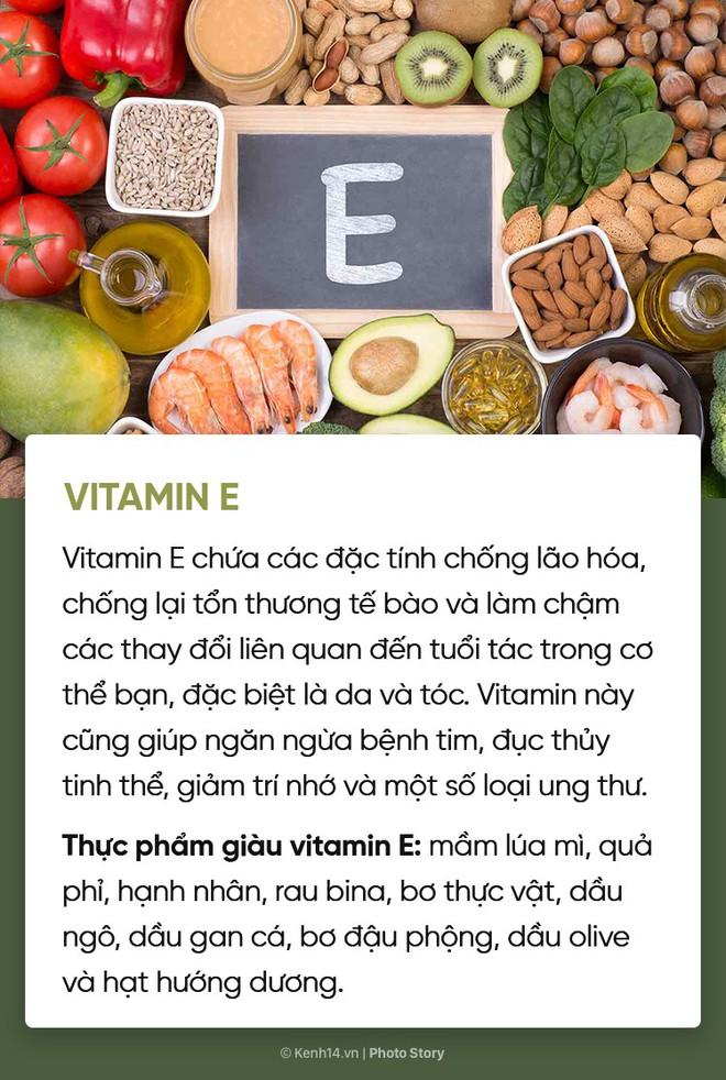 Hội chị em muốn xinh đẹp, khoẻ mạnh, thông minh đừng quên bổ sung đủ 10 loại vitamin này - Ảnh 3.