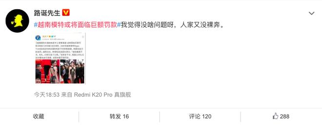 Sau Hàn, Ngọc Trinh lọt top tìm kiếm Weibo vì ăn mặc hở hang tại Cannes, Cnet gay gắt và nhắc đến cả Can Lộ Lộ - ảnh 2