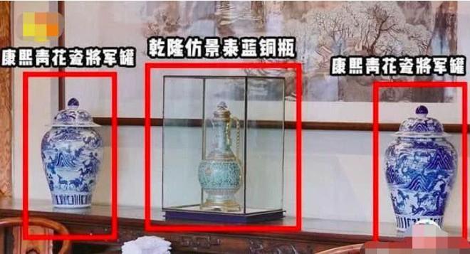 Hoà Thân Vương Cương và cuộc sống khiến cả Cbiz sửng sốt: Đại gia đồ cổ cùng căn nhà trị giá hàng ngàn tỷ đồng - Ảnh 8.