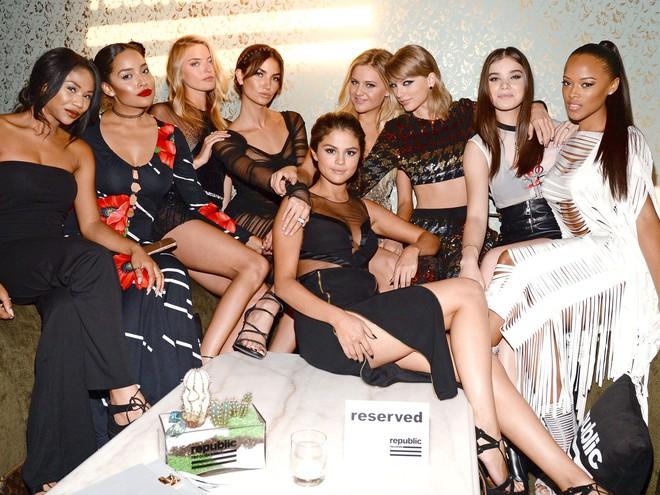 3 cuộc chiến phe phái căng nhất Hollywood do Taylor Swift khơi mào: Ăn miếng trả miếng, lôi cả dàn sao quyền lực vào - ảnh 5