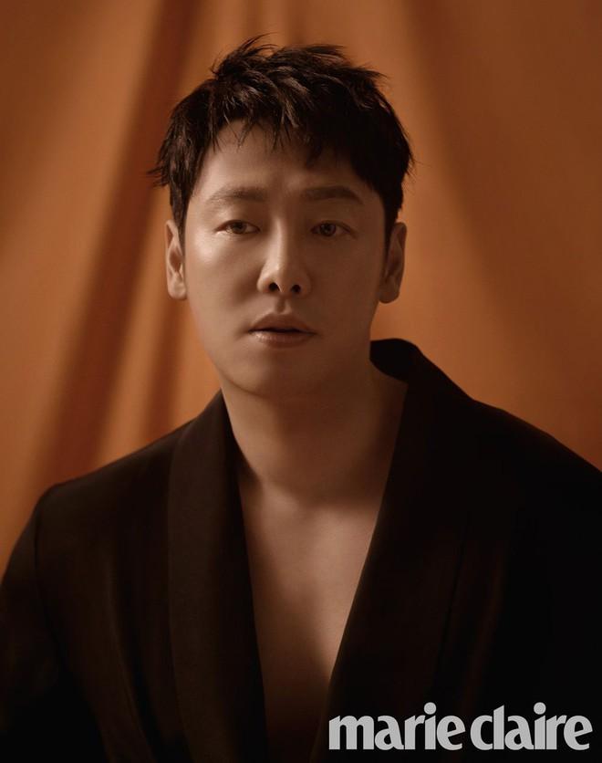 Dàn cast Kí sinh trùng và đông đảo sao Hàn dự tang lễ cố diễn viên Mặt trăng ôm mặt trời, chồng đạo diễn buồn rầu - ảnh 9