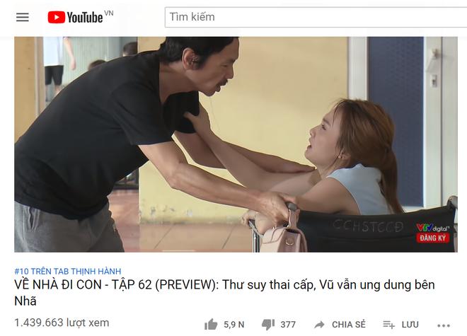 Cười ra nước mắt: Cả nước ngồi canh Thư xính lao (Về Nhà Đi Con) đẻ, hậu quả nghẽn mạng VTV! - ảnh 6