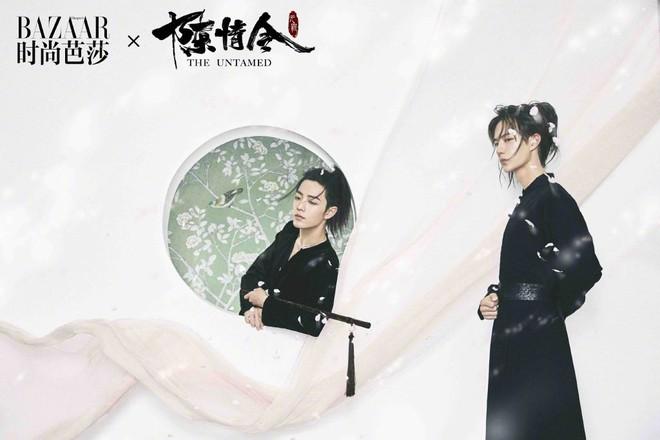Dàn sao phim đam mỹ siêu hot Trần Tình Lệnh: Nữ phụ xinh xuất sắc lu mờ cả Yoona, 2 nam thần Cbiz được ship lên mây - ảnh 2