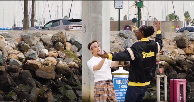 Hé lộ hậu trường của Hãy Trao Cho Anh: loạt khoảnh khắc tình tứ của Sơn Tùng và Madison Beer chưa bao giờ xuất hiện trên MV! - ảnh 8