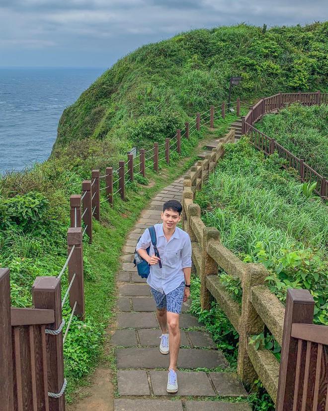 Phát hiện Vạn Lý Trường Thành phiên bản thu nhỏ ngay tại Đài Loan, được giới travel blogger thuộc nằm lòng - ảnh 2
