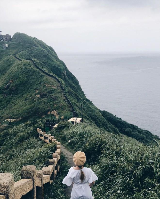Phát hiện Vạn Lý Trường Thành phiên bản thu nhỏ ngay tại Đài Loan, được giới travel blogger thuộc nằm lòng - ảnh 4