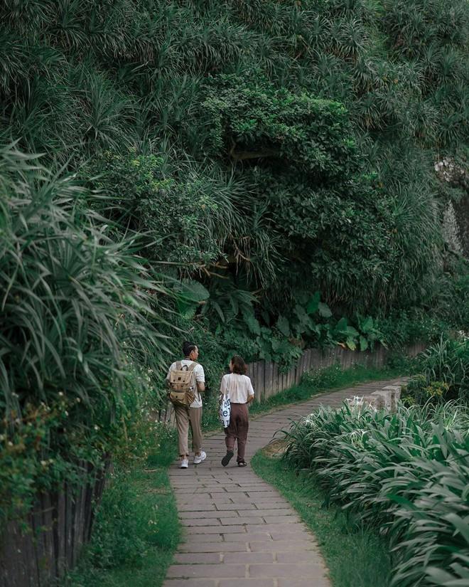 Phát hiện Vạn Lý Trường Thành phiên bản thu nhỏ ngay tại Đài Loan, được giới travel blogger thuộc nằm lòng - ảnh 8